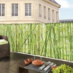 Tieniaca sieť STYLIA na balkón a terasu BAMBOO 1x3m