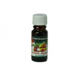 Vonný olej Lychee-Mango 10ml