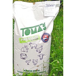 Kŕmna zmes pre morky HYD-16 granulová 25kg