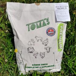 Kŕmna zmes pre králiky s liečivom 10kg