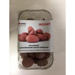 Zemiaky Mozart varný typ B stredne skoré ružové 1kg 45ks