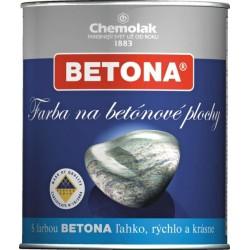 BETONA farba na betón U2043 4,5l