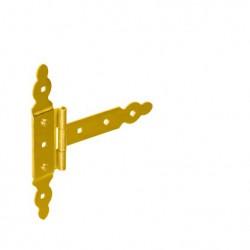 ZBNO 150 Záves bránkový ozdobný 150x60x215x2,5mm