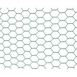 Chovateľské šesťhranné pletivo Zn+PVC 20/1000mm25m