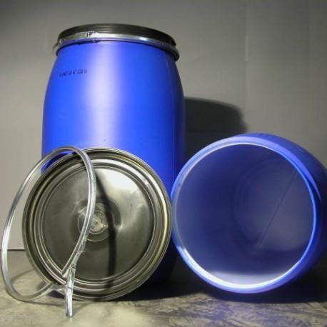 Sud na vodu modrý + vrchnák 120L