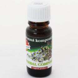 Vonný olej HERBAL Comfort 10ml