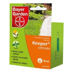KEEPER záhrada 50ml