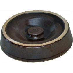 Vrchnák na sud keramický šamot 35l 21,3cm