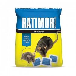 RATIMOR Mäkká návnada na myši a potkany 120g
