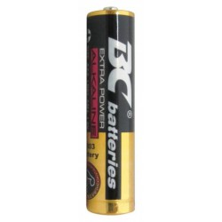BC batéria AA R03 alkalická 1,5V 4ks