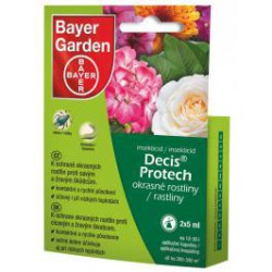 DECIS PROTECH na okrasné rastliny 2x5ml