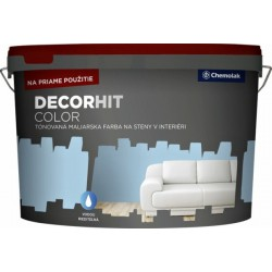 Decorhit color marhuľová 2L