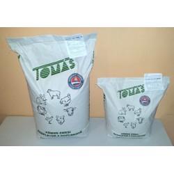 Kŕmna zmes KRÁLIKY O-10 KKD + ADICOX 10kg granule